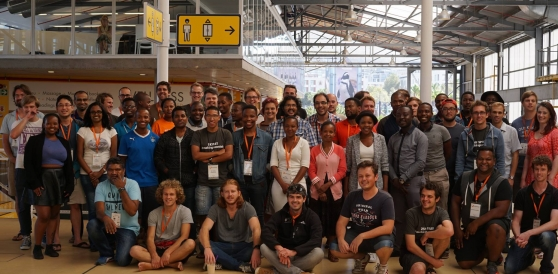 Unearthed hackathon first Cape Town event