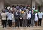 ESDA consortium meeting in Ghana